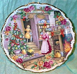 sc 1 st  Royal Albert Patterns & Royal Albert Collector Plates - Christmas Plates